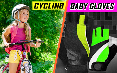 Baby Cycling Gloves