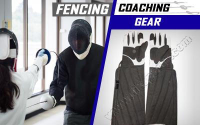Fencing Coaching Gear