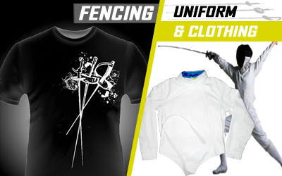 Fencing 350N Uniforms & Club Wears