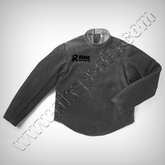 Fencing Black Coaching Jacket