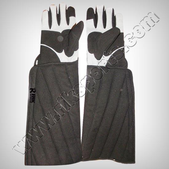 Fencing Coach Amara Gloves