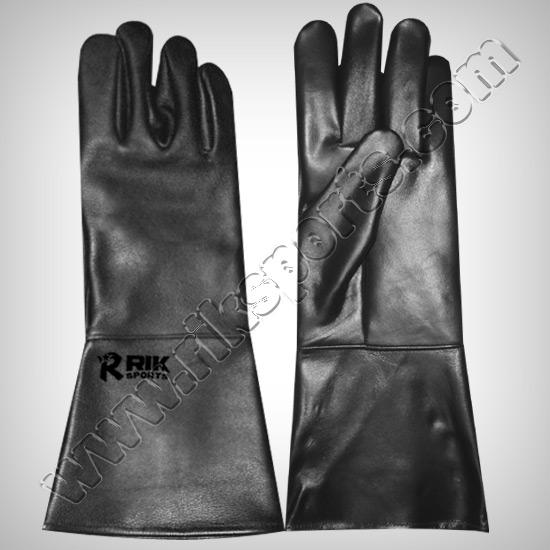 Fencing Leather Sword Gloves