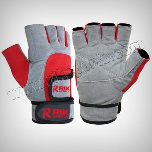 Gym Fitness Bodybuilding Gloves