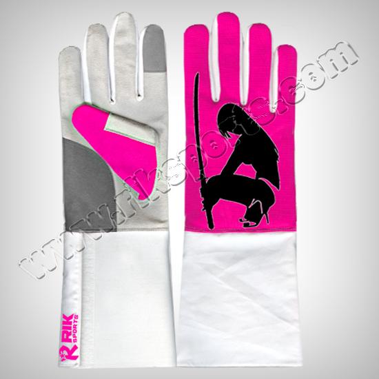 Women Fencing Gloves RIKSPORTS