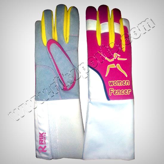 Ladies Fencing Gloves RIKSPORTS