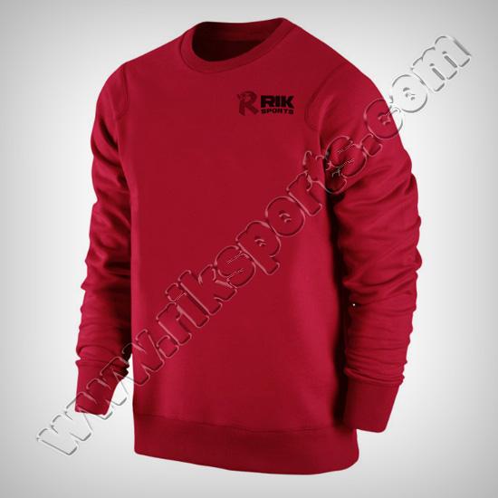 Men Cotton Crewneck Sweatshirts