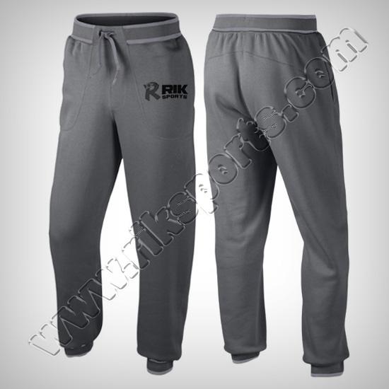 Men Cotton Fleece Trousers
