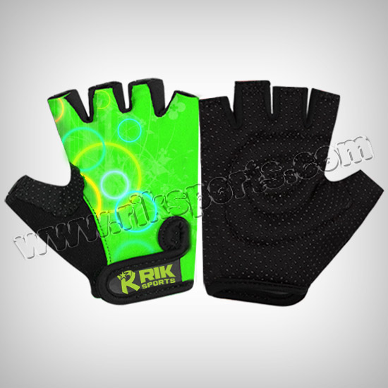 Kids cycling gloves CE