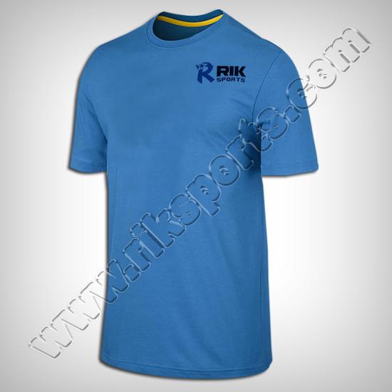 Men Cotton Sports T-Shirts