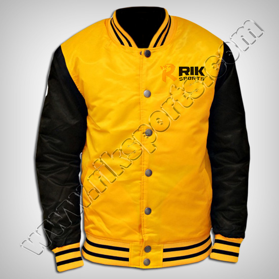 Custom Vintage Baseball Jackets