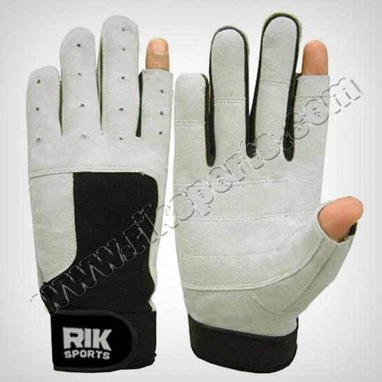 Sailing Gloves 2Finger Cut