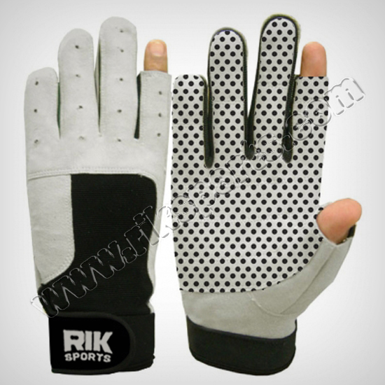 Sailing Gloves 2Finger Silicone