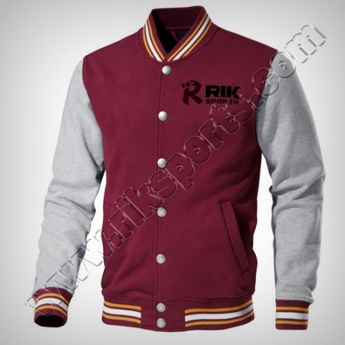 Men Women Baseball Jackets