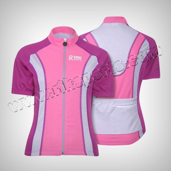 Womens Halfsleeve Cycling Jerseys