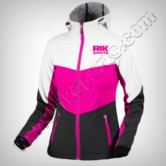 Ladies Rain Softshell Jackets