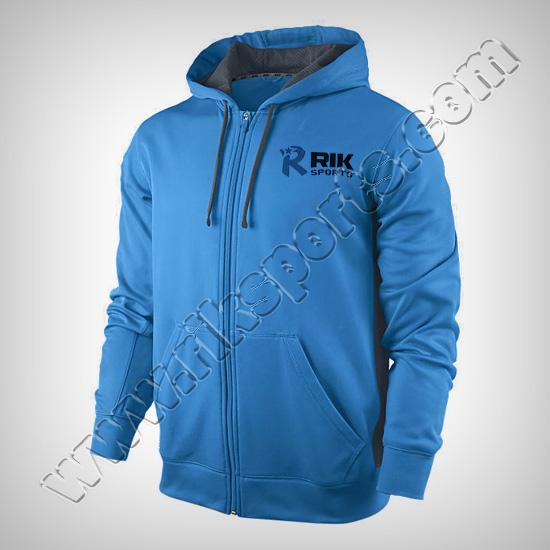 Blue Hoodies For Men