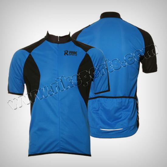 Mens Blue Cycling Jerseys
