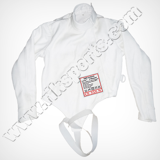Fencing 350N Jacket CE