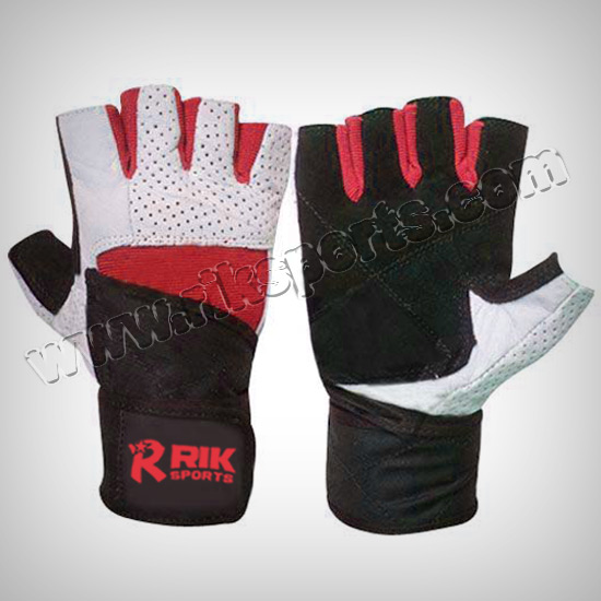 Fitness Powerlifting Training Gloves