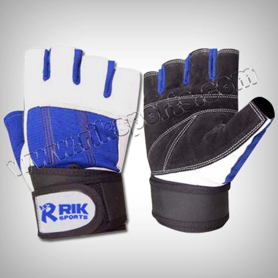 Short Finger Fitness Gloves