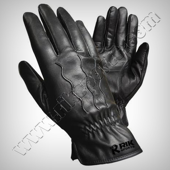 Mens Fashion Leather Gloves