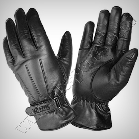 Winter Fashion Leather Gloves